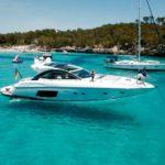 майорка лодки на воде