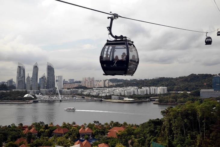 сингапур в сентябре