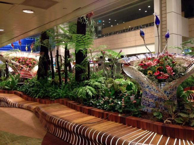 aeroport singapore