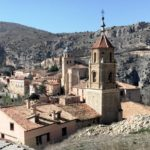 albarracin tiruel spain