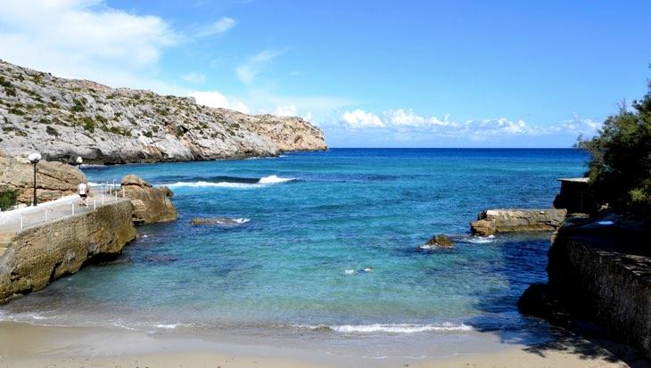 mallorca hidden beach