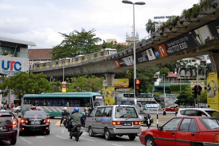 куала лумпур транспорт