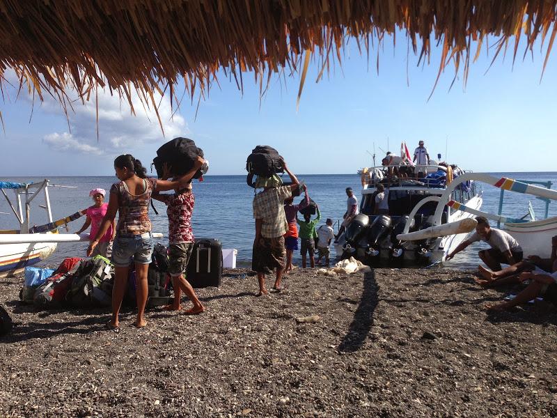 лодки гили