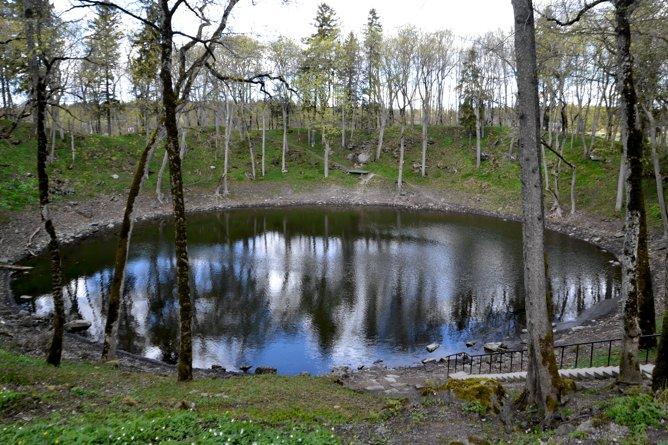 estonia saaremaa kaali
