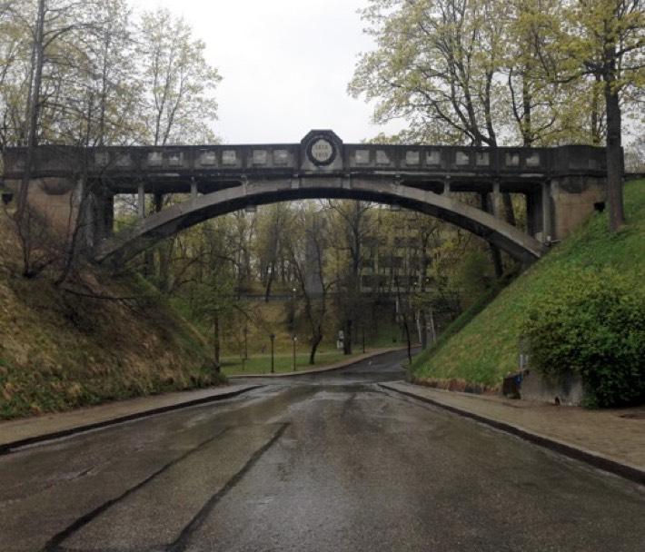 estonia tartu bridge