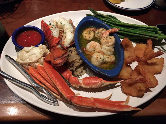 food in the US lobster