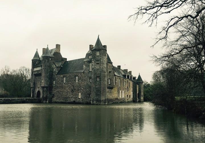 France Campeneac Chateau