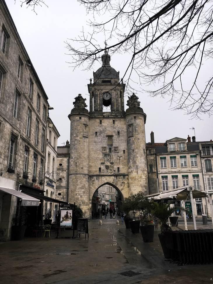La Rochelle horloge