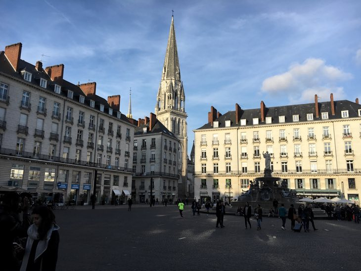 Nantes square