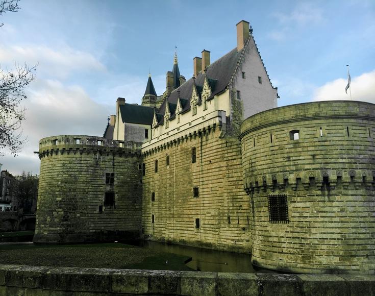 nantes castle ducs de Bretagne