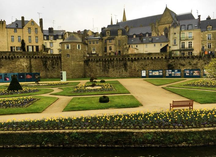 vannes Chateau Gaillard
