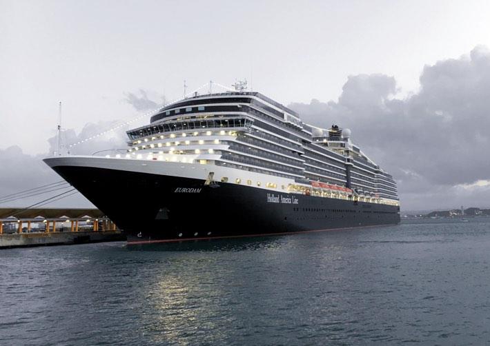holland america eurodam ship