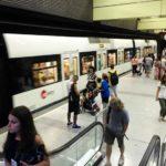 валенсия метро