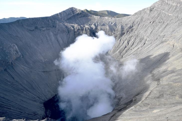 Бромо кратер