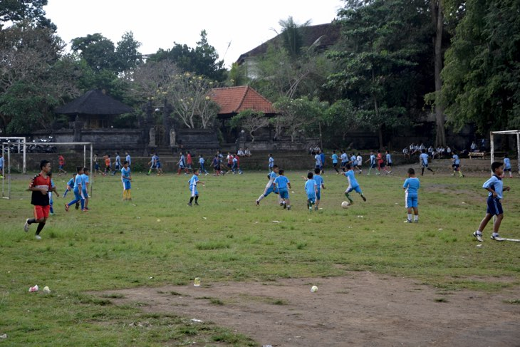 football bali