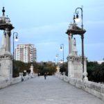 старый мост Валенсия