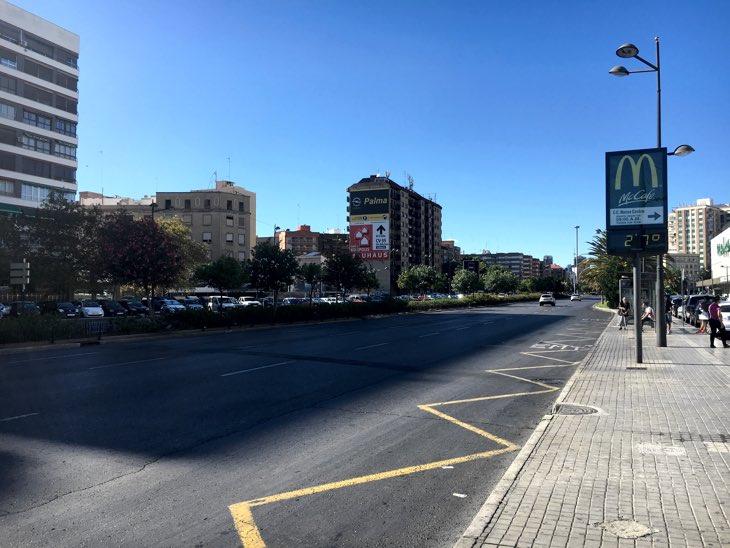 valencia nuevo centro
