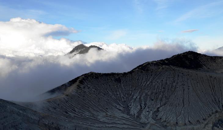 volcano ijen