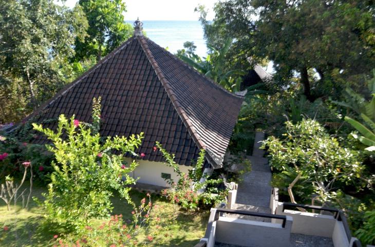 hotel bali dream house