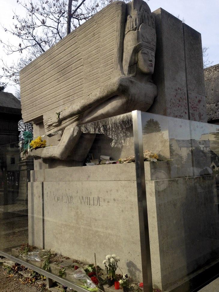 oscar wilde cemetery