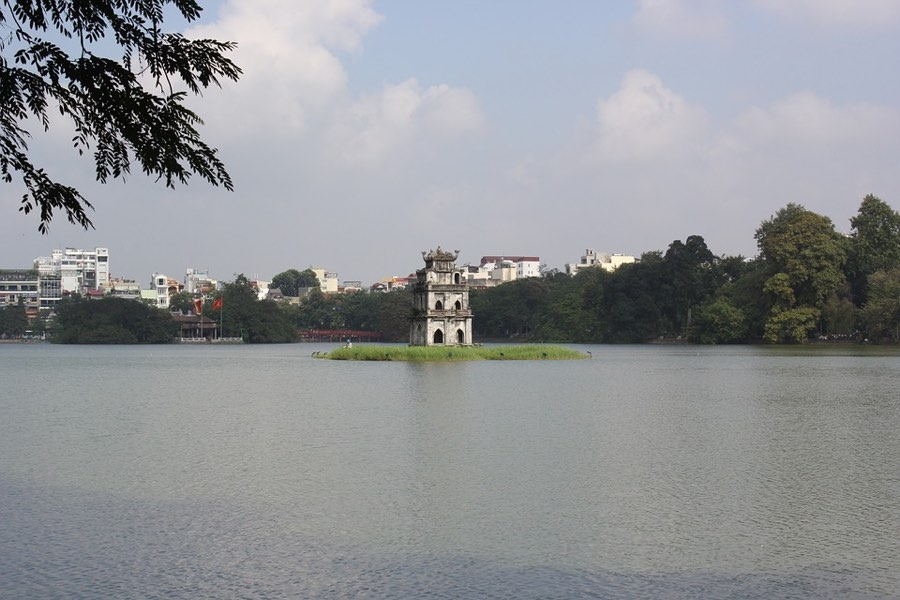 ханой озеро вьетнам