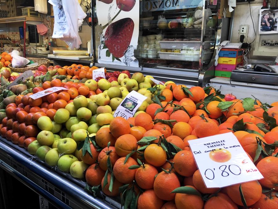 Апельсины Валенсия