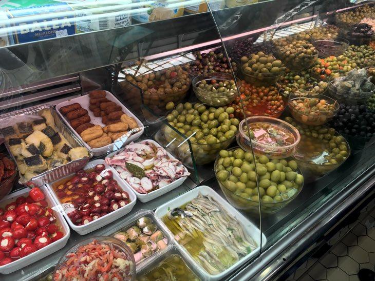 food market valencia
