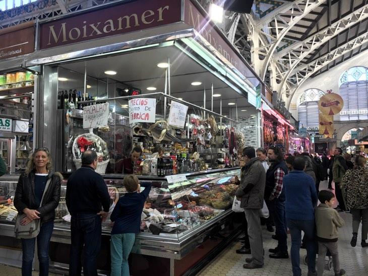 оливки рынок валенсия