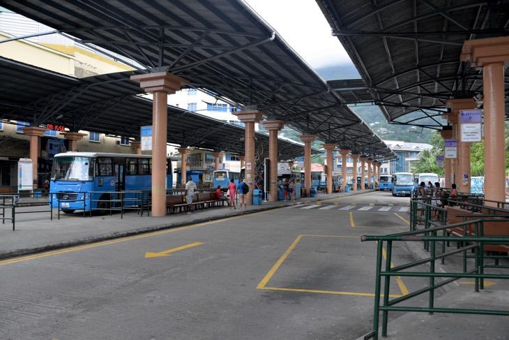 bus station victoria