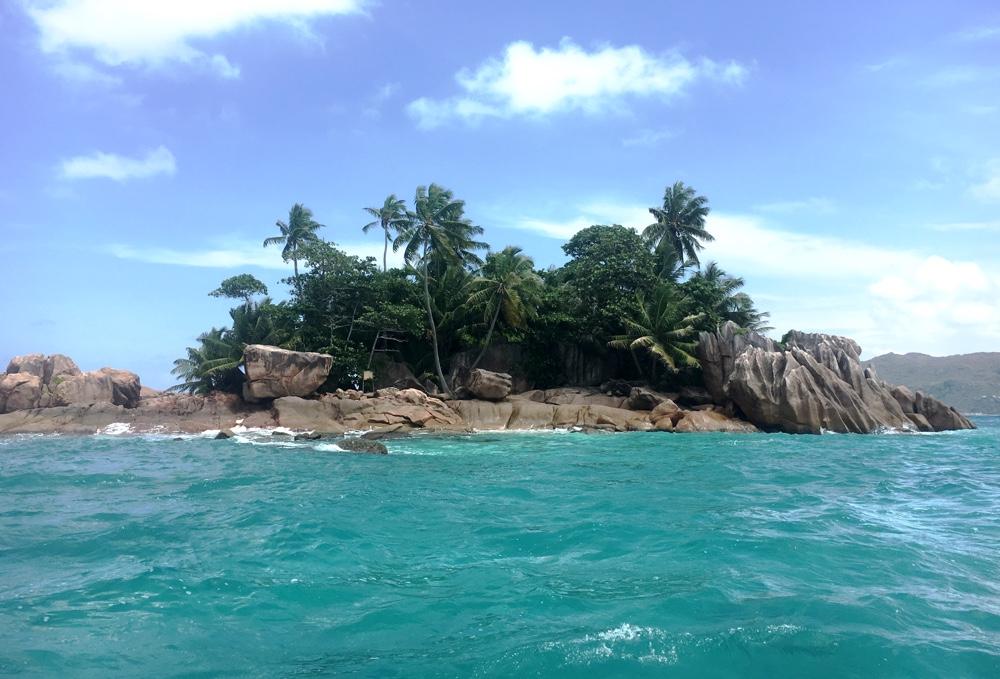 little island seychelles