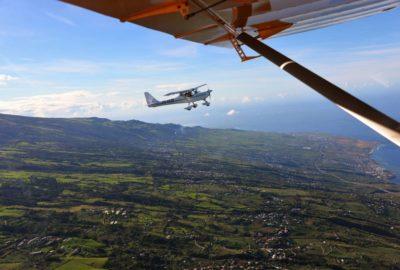 полеты над Реюньоном