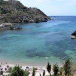beautiful beach cartagena