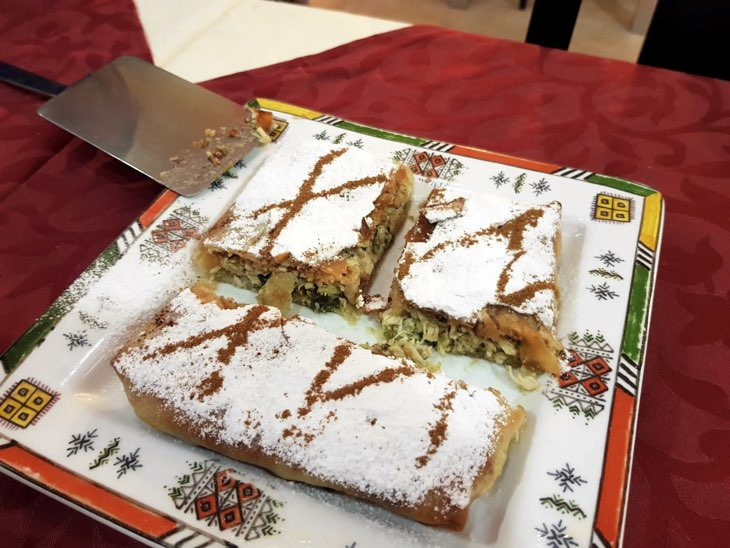 марокканский ресторан валенсия