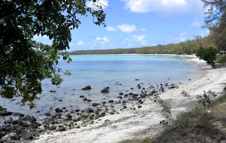лучший пляж маврикий