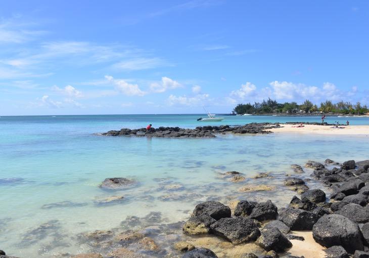 туристические пляжи маврикий