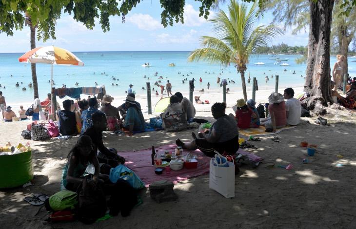 crowdy beach mauritius