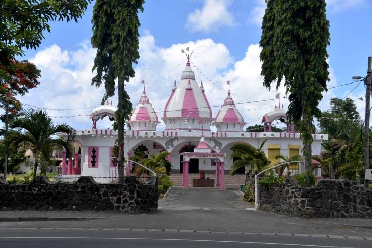 temple mauritius