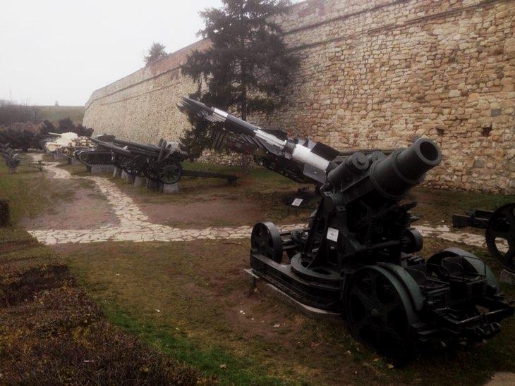 музей военной техники.