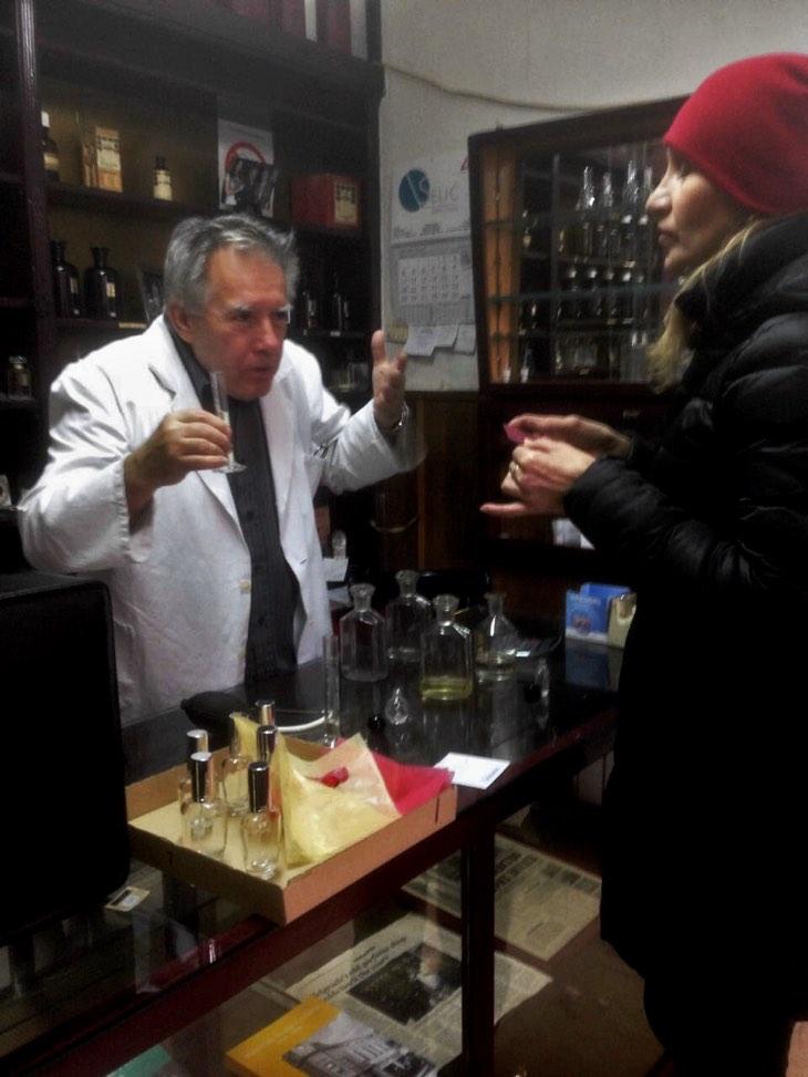 парфюмер сербия