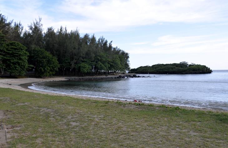 small islands mauritius