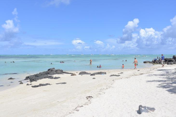 playa mauricio