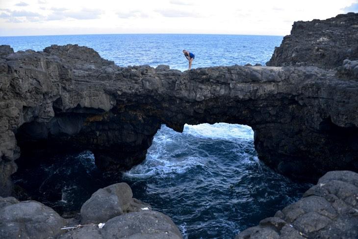 nature bridge mauritius