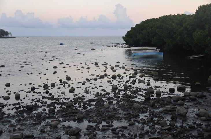 quiet mauritius
