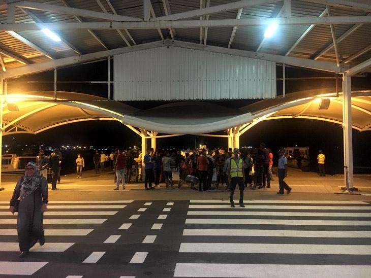 паром аэропорт мале