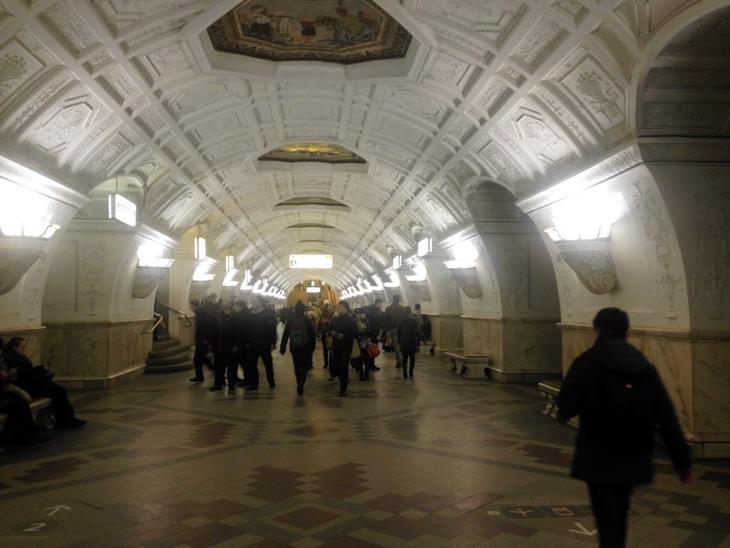 best metro moscow