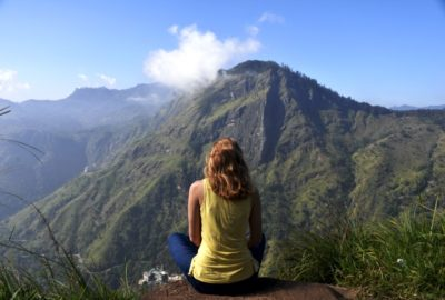 adams peak viewpoint