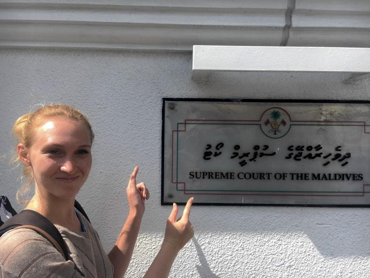 justice maldives