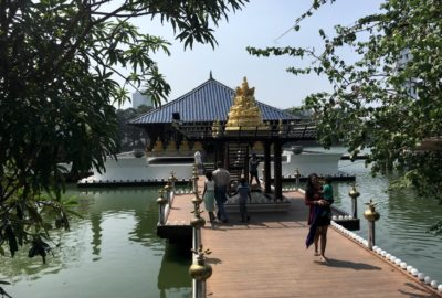 temples colombo