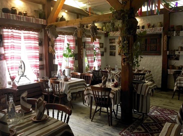 restaurante ucraniano moscu