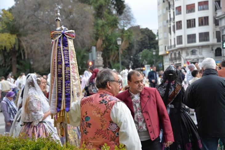 средневековый праздник валенсия